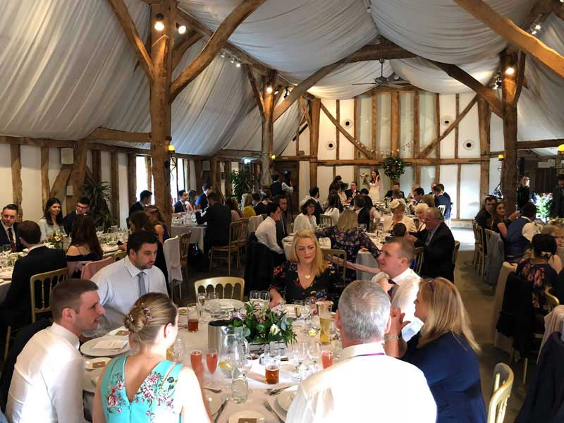 A Hertfordshire Wedding Hannah And Ross At South Farm Royston