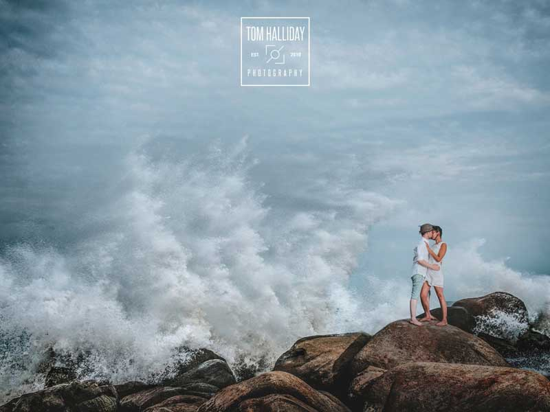 Pre-wedding shoots are an ever-popular option where the couple and photographer can get used to working with each other.